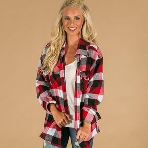 Impressions Boutique Cozy For Days Flannel